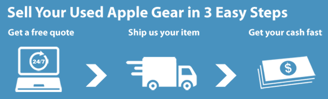 Sell your used Apple Gear - Macs, iPhone 4s and iPads