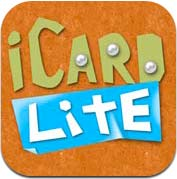 iCard Lite iPhone App