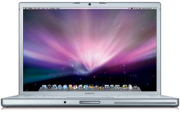 Apple MacBook Pro Core Duo 2.16 15-Inch - MA601LL